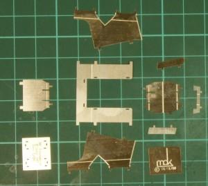 Ashpan components