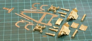 Pony Truck Components