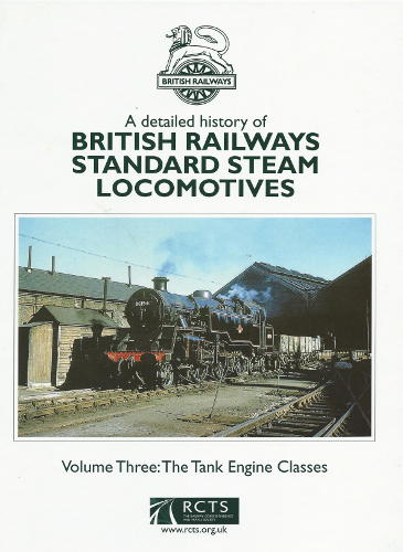 RCTS book : Volume 3 The Tank Engine Classes