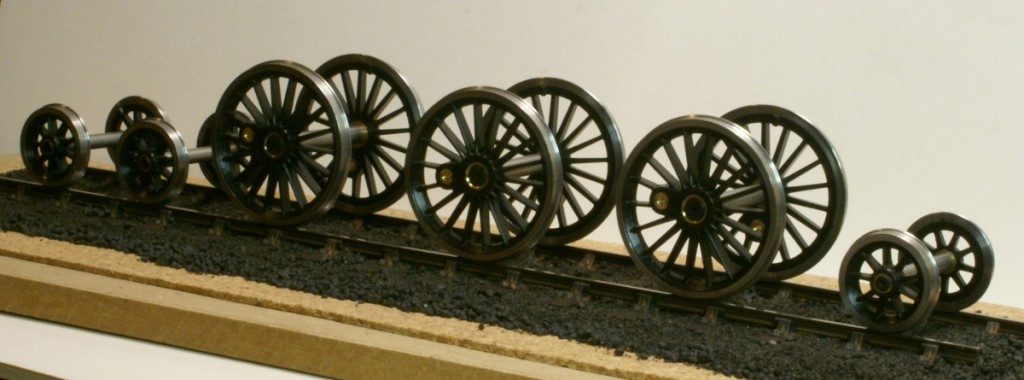 Scale7 wheels