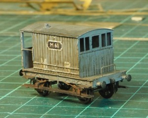 Transfers and weathered