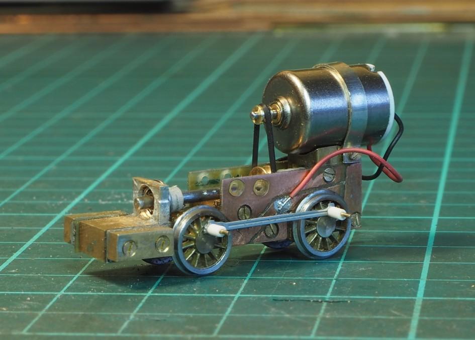 Motor Bogie MK II