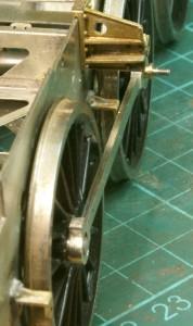 Brake hanger clearance