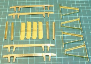 Main frame components